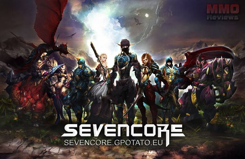 SEVENCORE has started its open beta on French and German servers