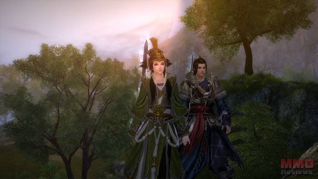Age of wulin details on the mt hua pvp competition