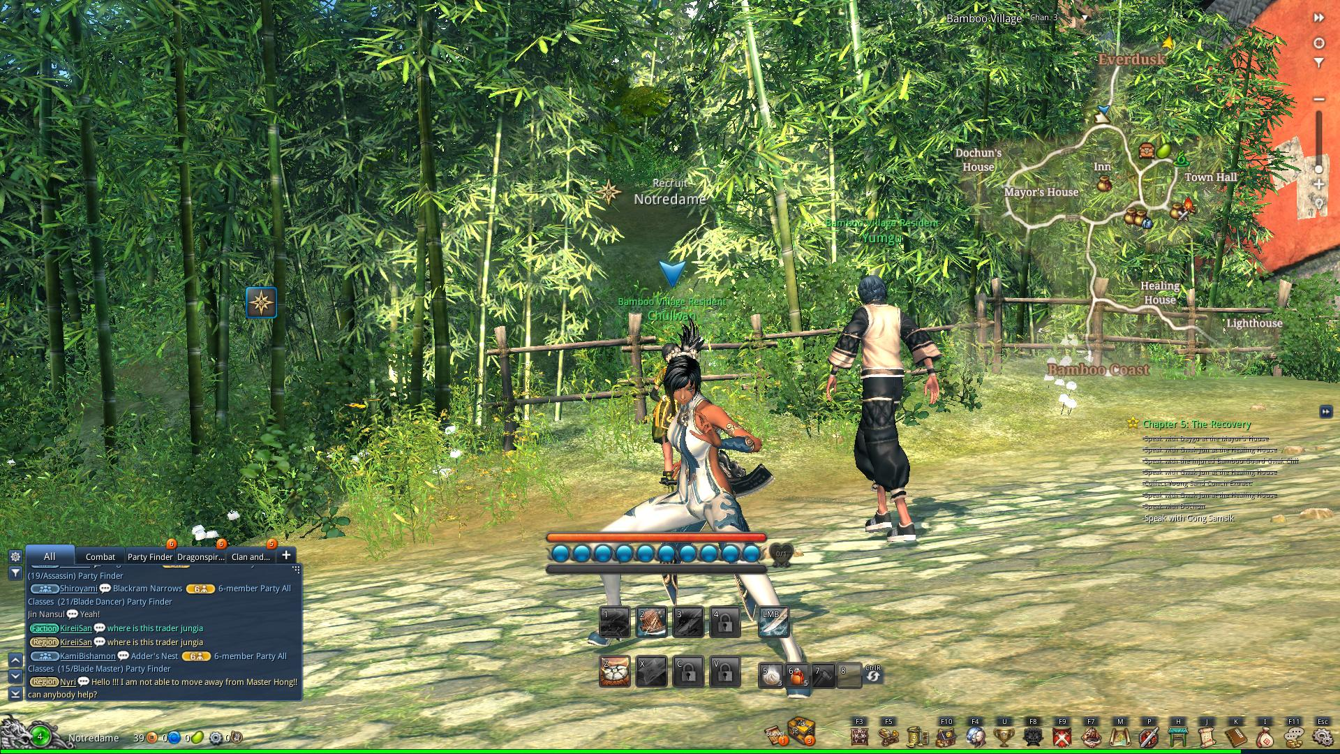 Things We Love About Blade & Soul Reviews - Things We Love ...