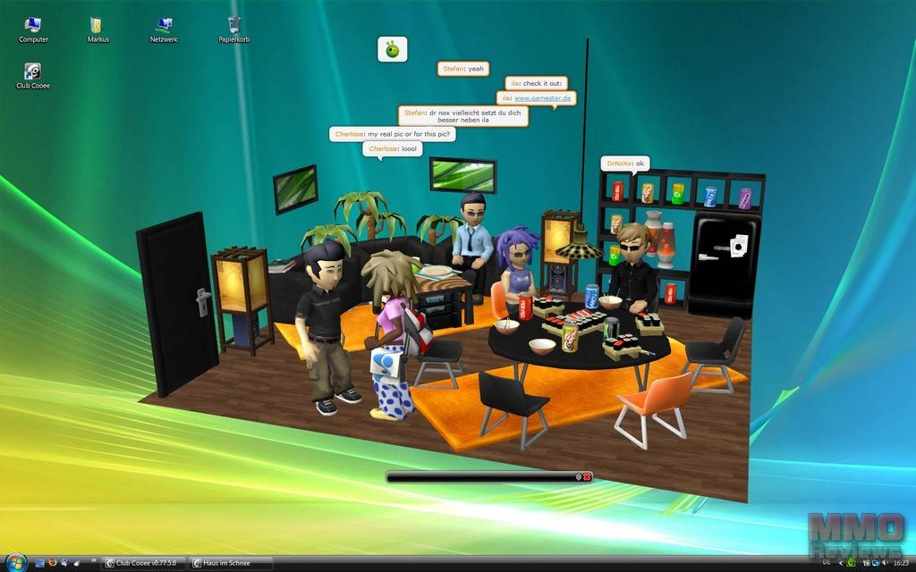 Hands-On with Club Cooee