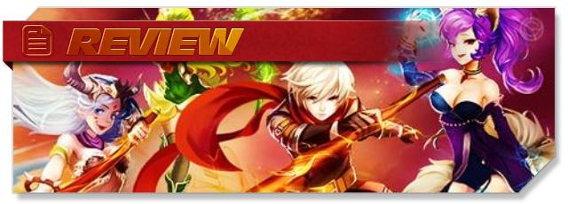 Crystal Saga 2 - Review headlogo EN