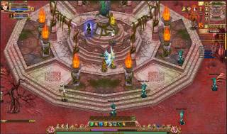 Crystal Saga II screenshot 4