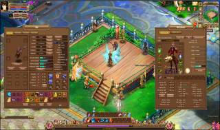 Crystal Saga II screenshot 5
