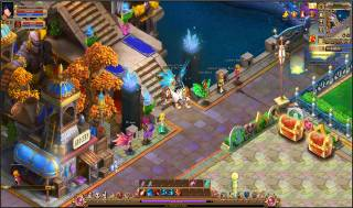 Crystal Saga II screenshot 8