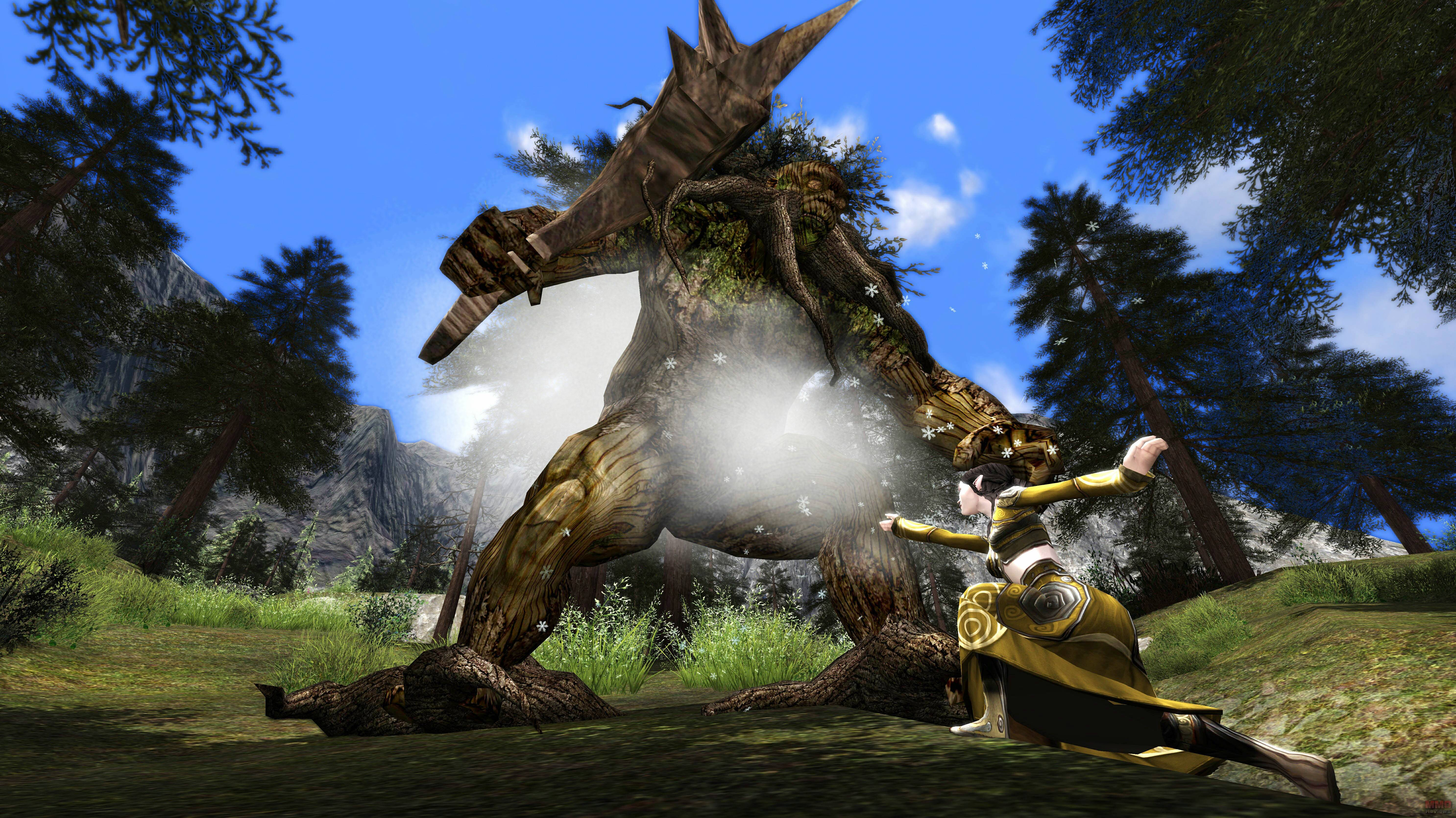 New screenshots of Dungeons & Dragons Online upcoming expansion