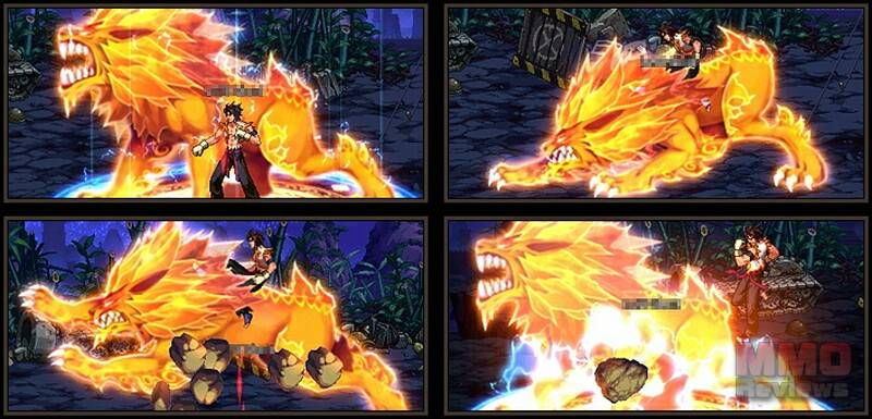 Dungeon Fighter Online Is Awakening The Male Fighter