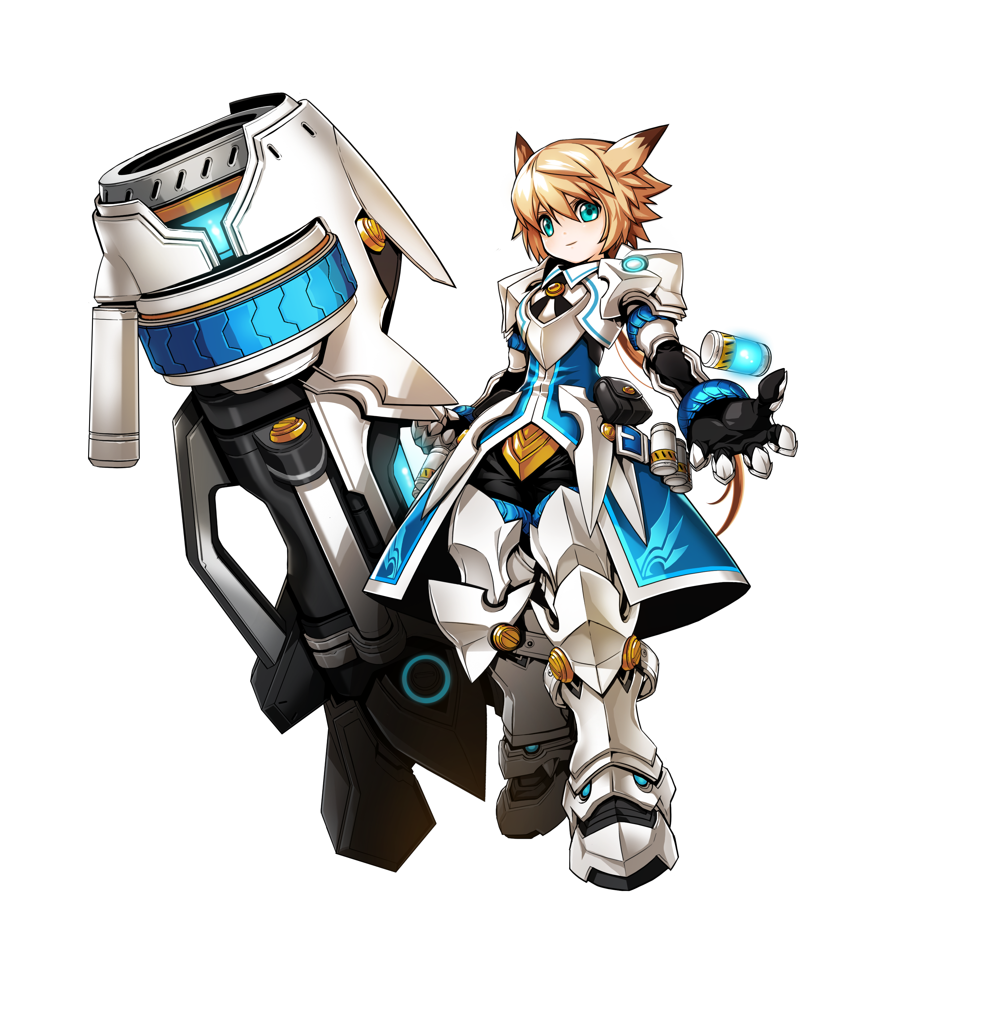 Elsword Is Going To Be Launched In The UK On 17th July