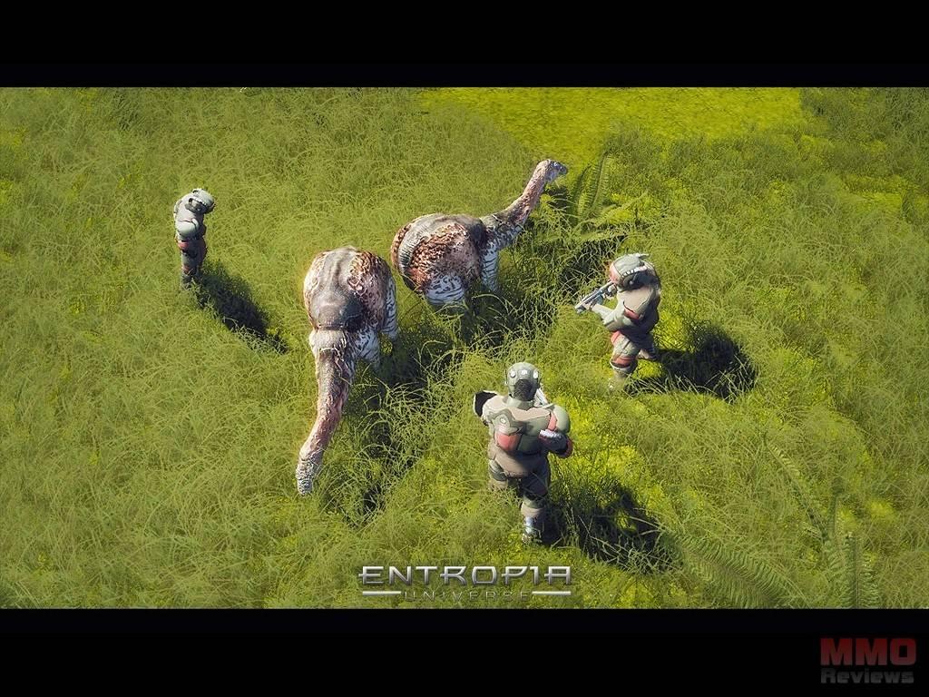 Imagenes de Entropia Universe