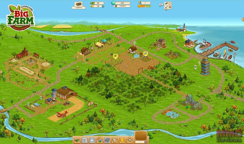 Goodgame Big Farm Completely Redesigned Goodgame Big Farm