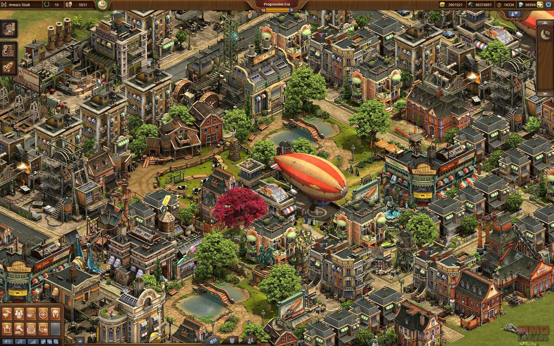Forge Of Empires Viking Settlement Layout