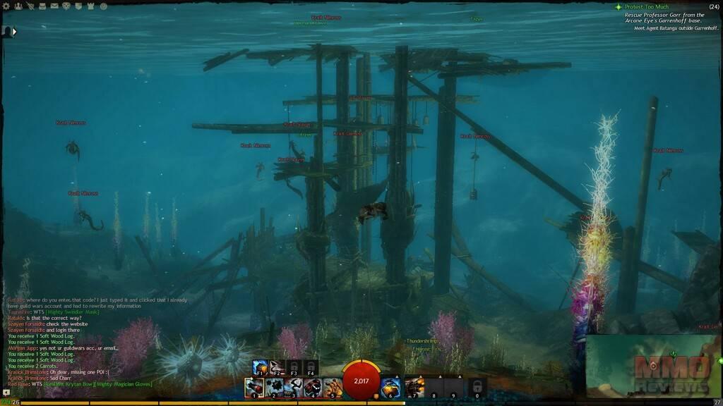 New exclusive screenshots of Guild Wars 2