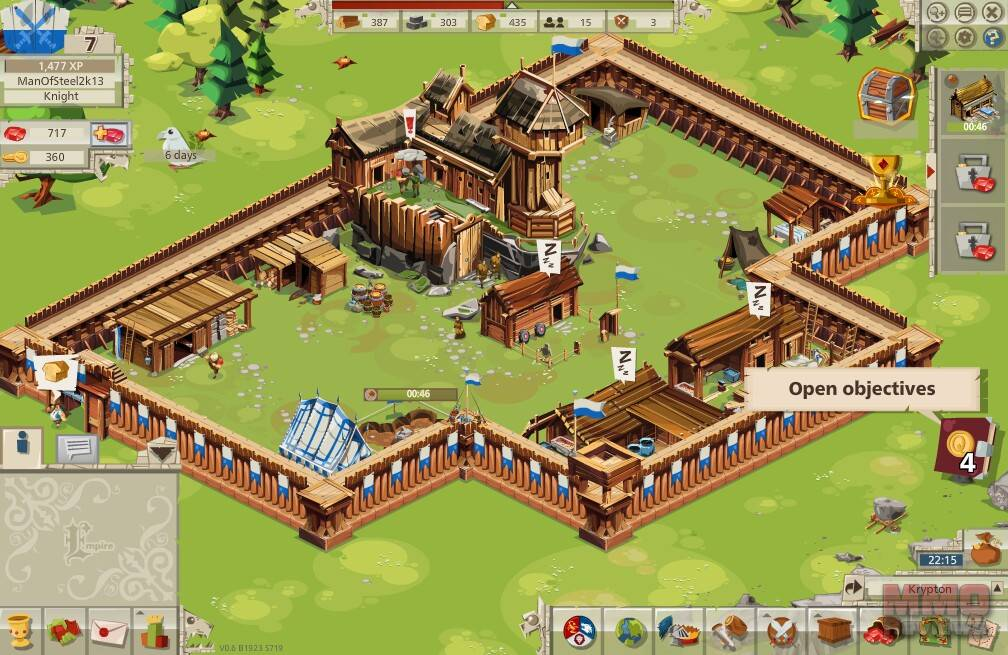 Exclusive Review: Goodgame Empire
