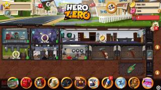 hero zero free browser game