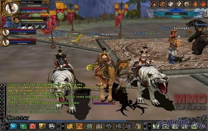 heros online game