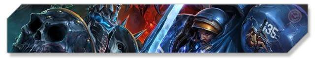 Heroes of the Storm - news