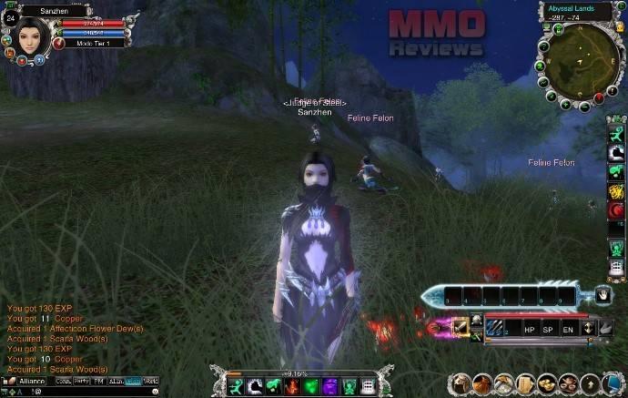 Jade Dynasty screenshot