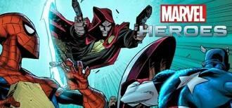 Marvel Heroes 2015 logo