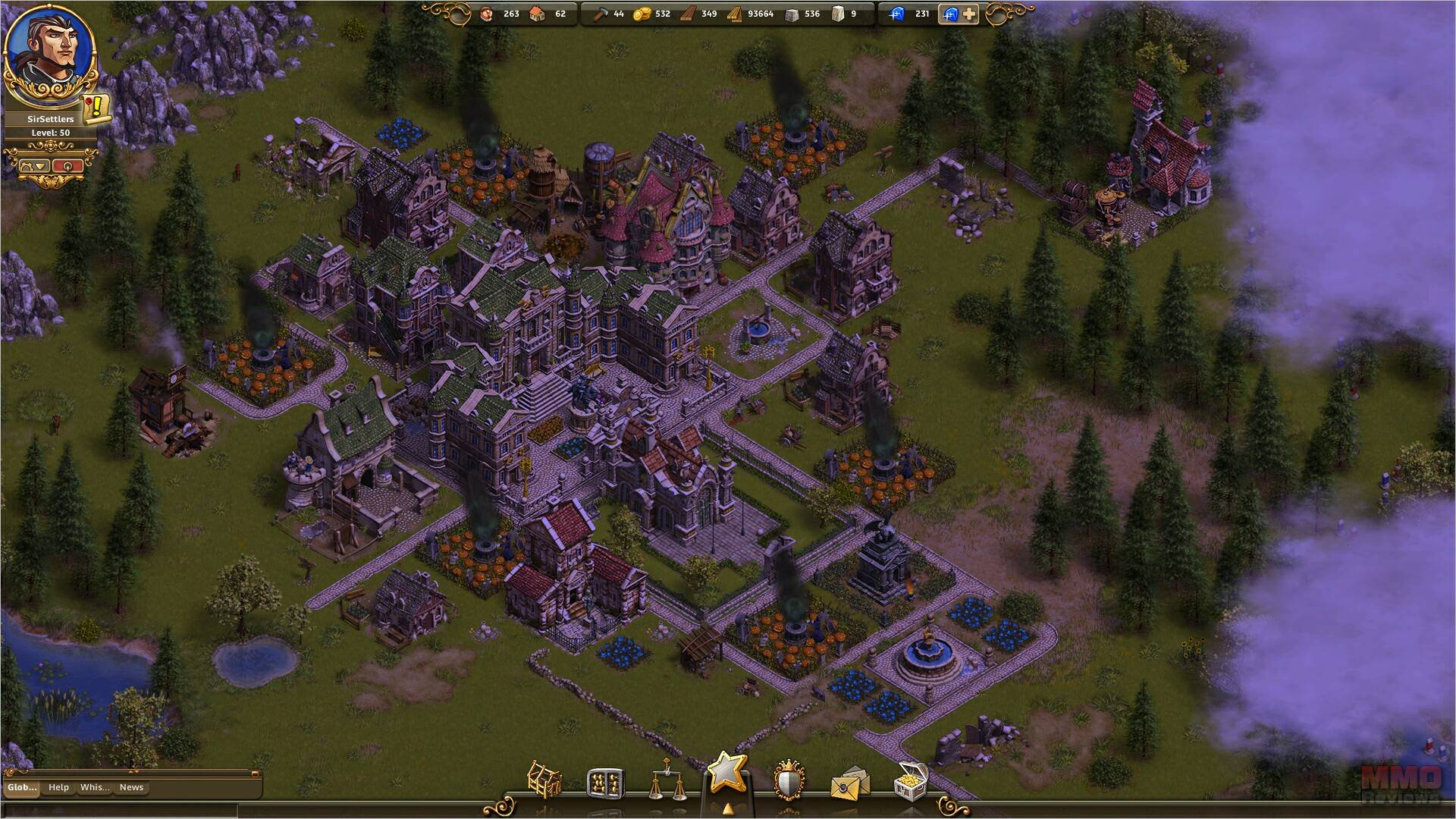 The Settlers Online: Castle Empire celebrates Halloween