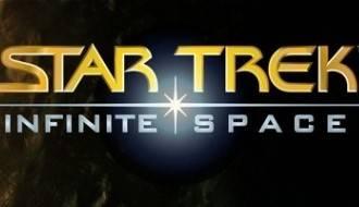 Star Trek Infinite Space logo