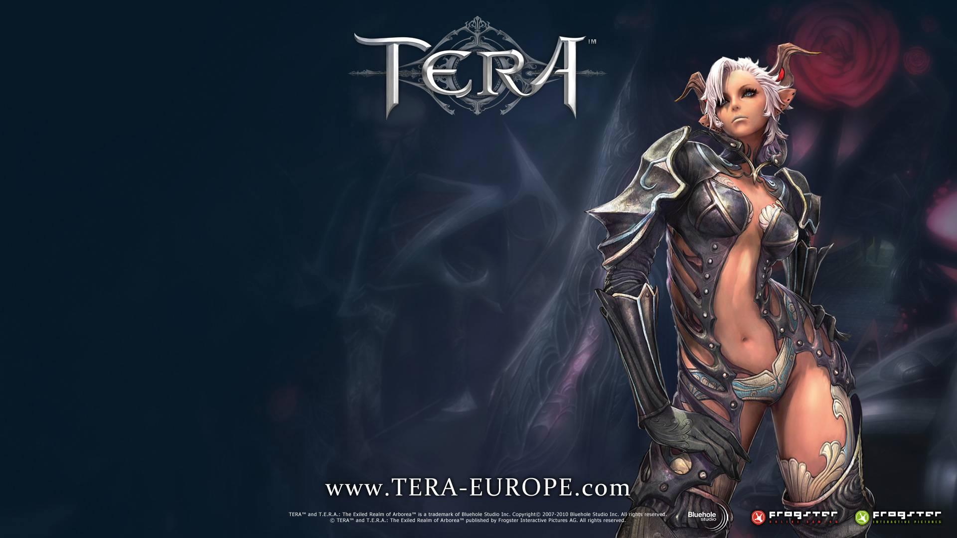 new trailer and wallpapers for tera