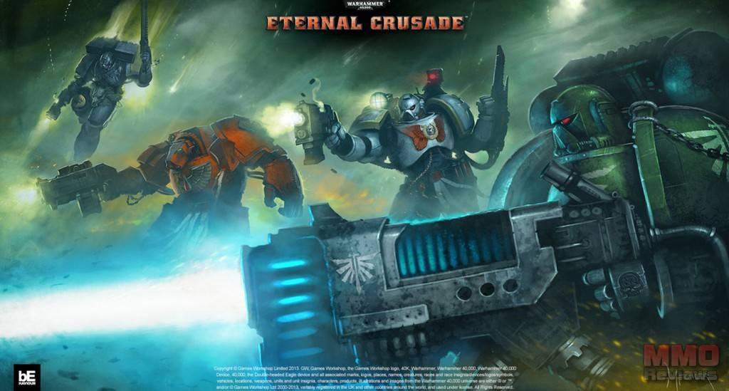 Imagenes de Warhammer 40,000 Eternal Crusade