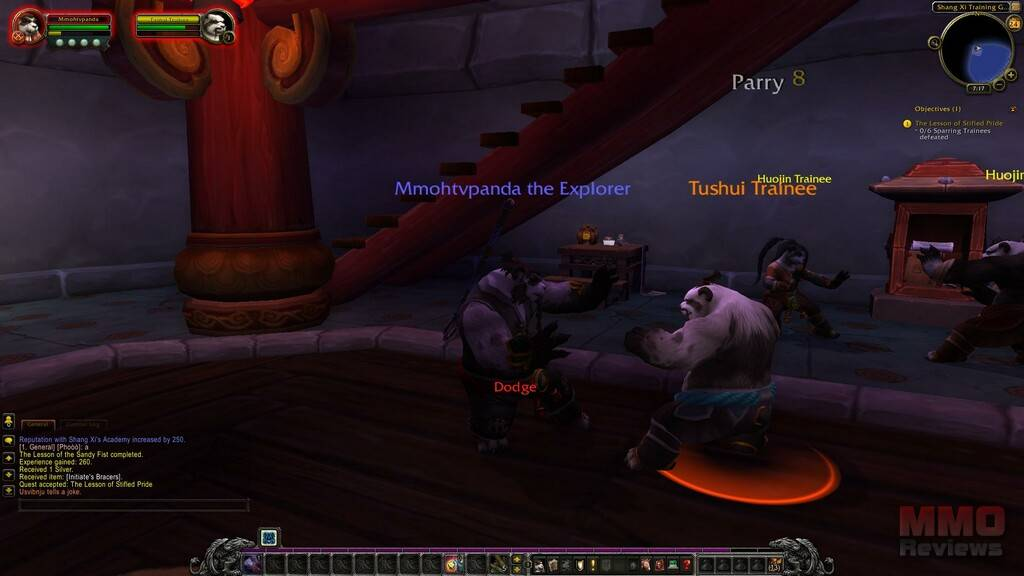 how to train your pet in world of warcraft