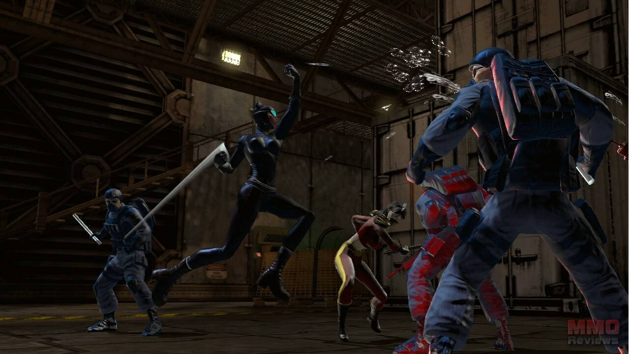 Dc Universe Online Releases His First Game Update
