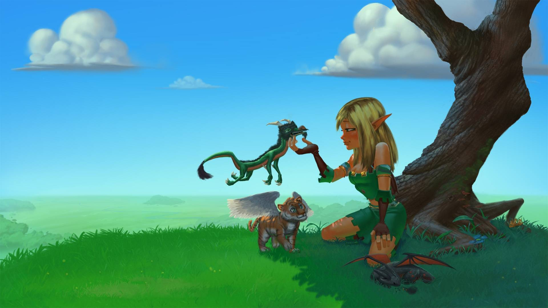 dungeon defenders how to get pets