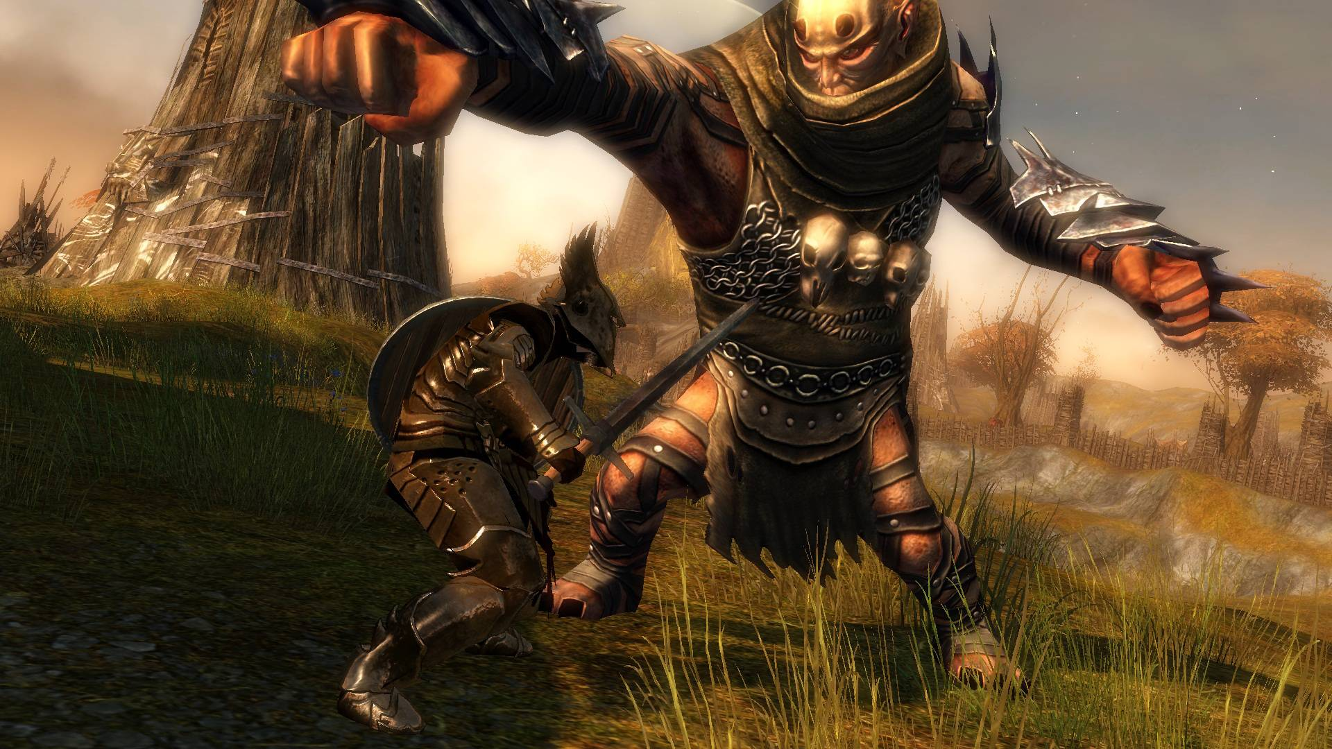 Guild Wars 2 introduces the Warrior class
