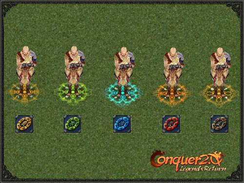 TQ Digital unveils the Monk class of Conquer Online