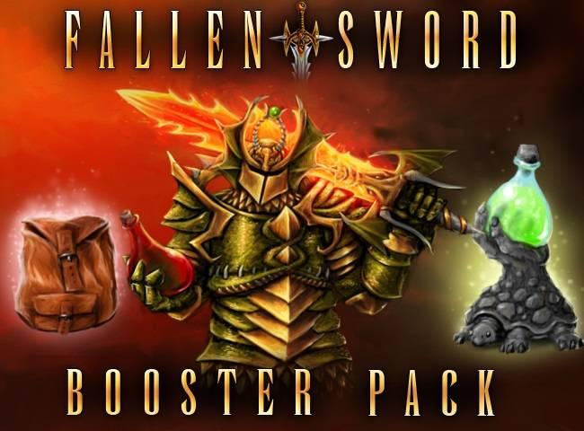 fallen sword promo booster code