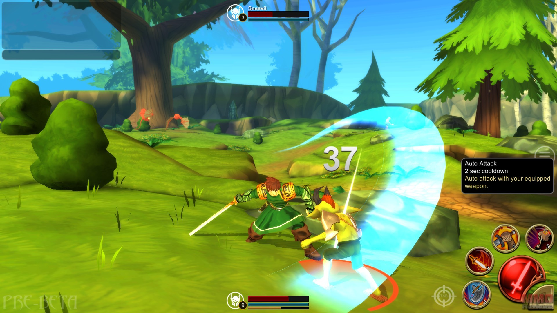 d mmorpg review
