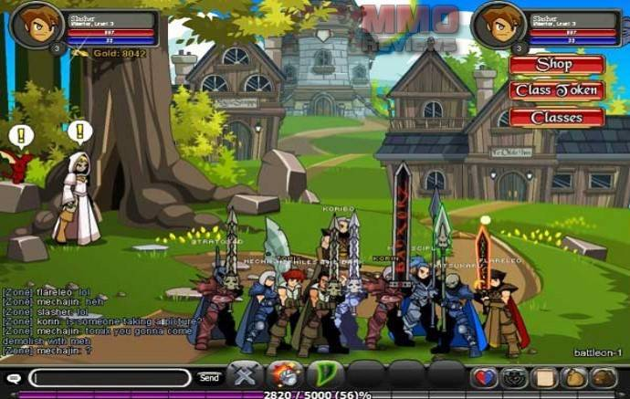 AdventureQuest Worlds Reviews - AdventureQuest Worlds MMORPG ...
