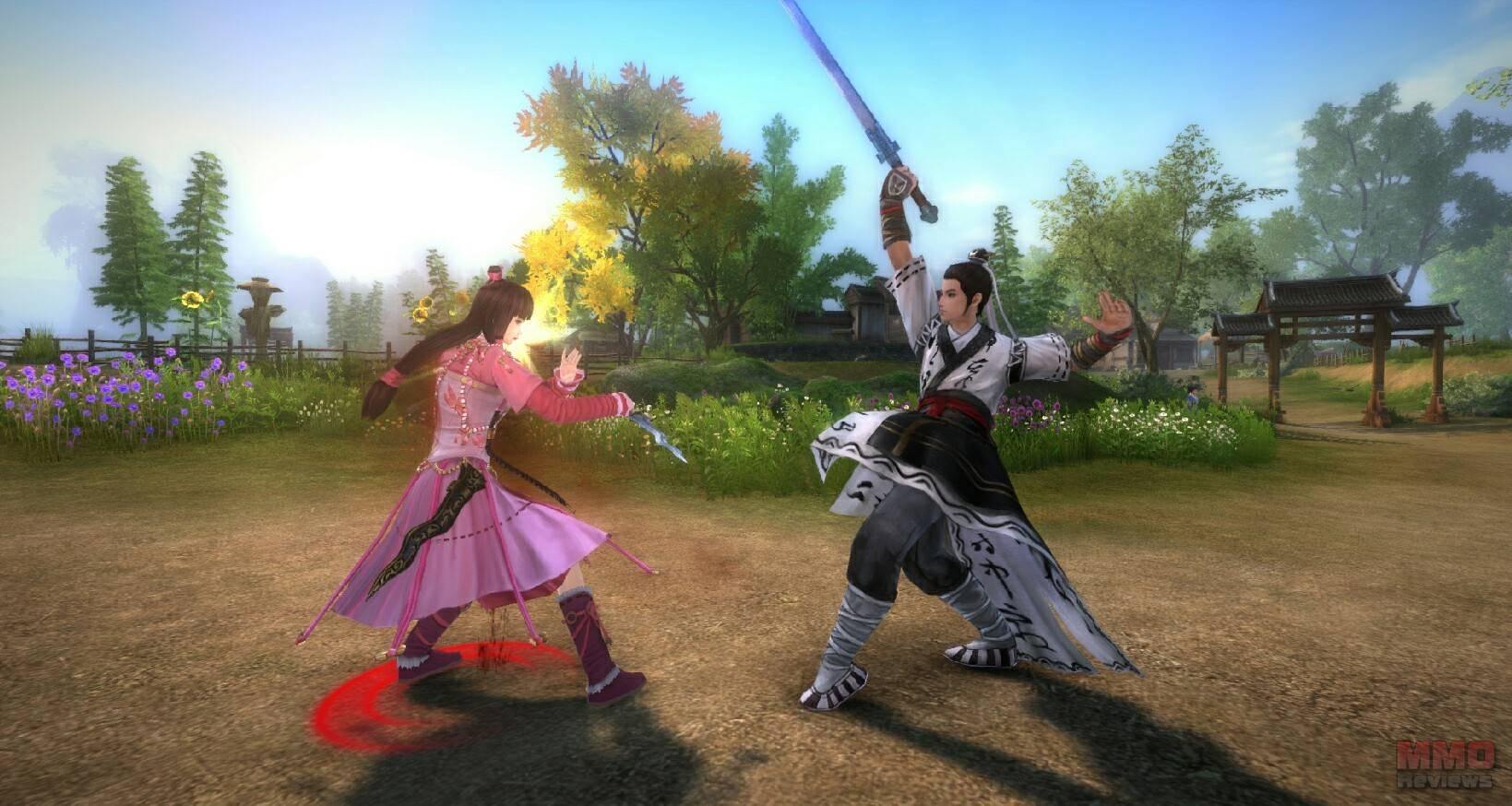 Imagenes de Age of Wushu