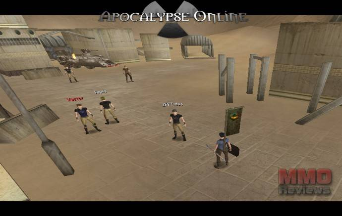 Imagenes de Apocalypse Online
