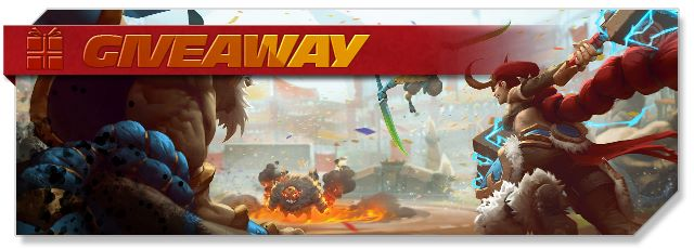 Battlerite - Giveaway headlogo - EN