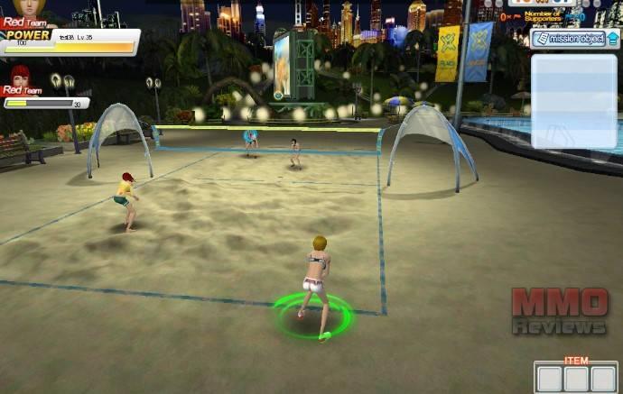 Imagenes de Beach Volleyball Online