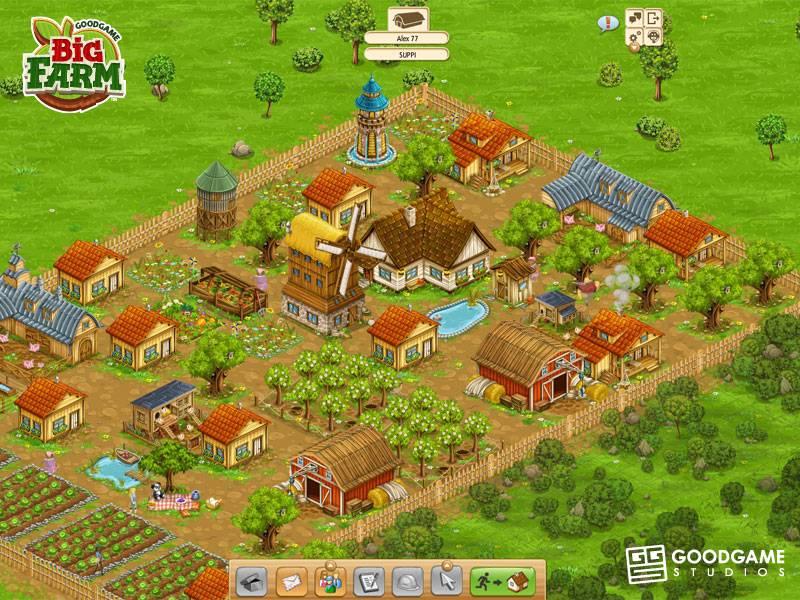 Imagenes de Big Farm