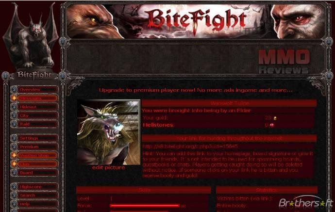 Imagenes de Bitefight
