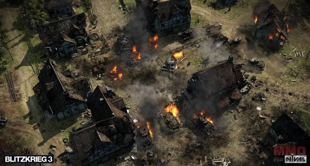 Imagenes de Blitzkrieg 3