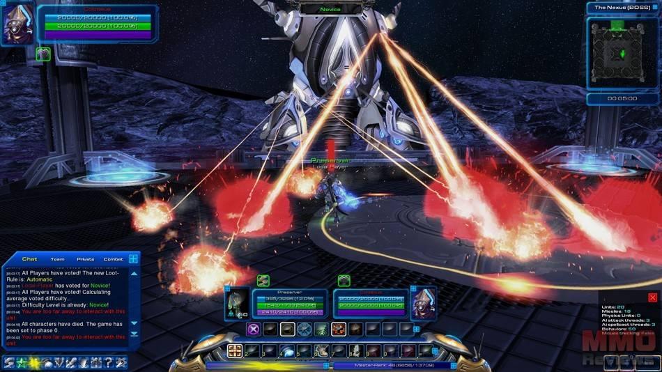 Imagenes de Blizzard Arcade