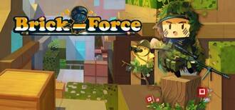 Brick Force logo