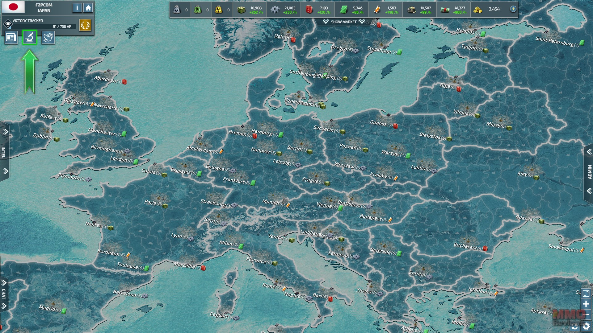 Conflict of nations reviews conflict of nations mmorpg conflict imagenes de conflict of nations gumiabroncs Image collections
