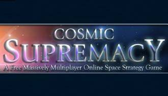 Cosmic Supremacy