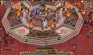 Crystal Saga II screenshot 4