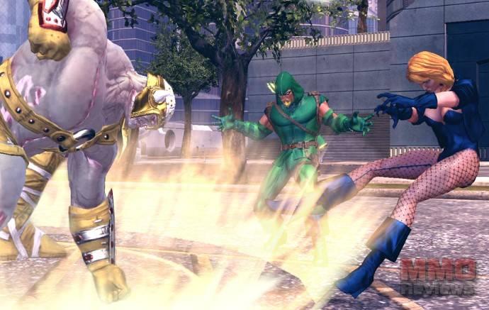 Imagenes de DC Universe Online