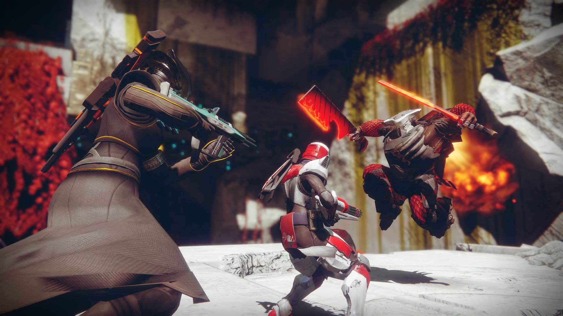 Imagenes de Destiny 2