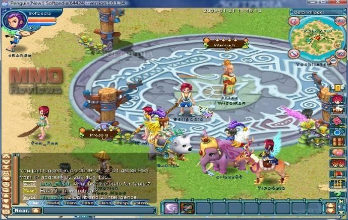 Imagenes de Destiny Online