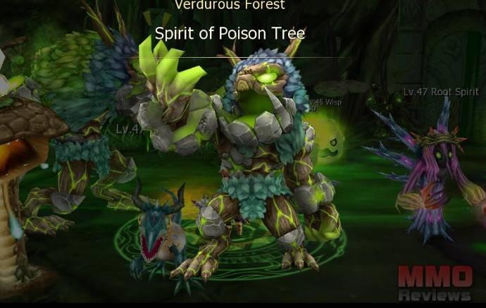 Imagenes de Dragon Saga