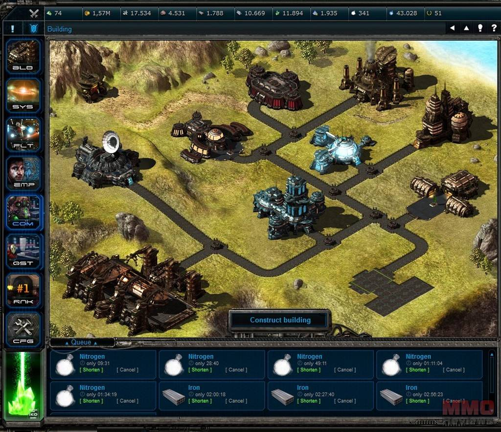 Imagenes de Empire Universe 3